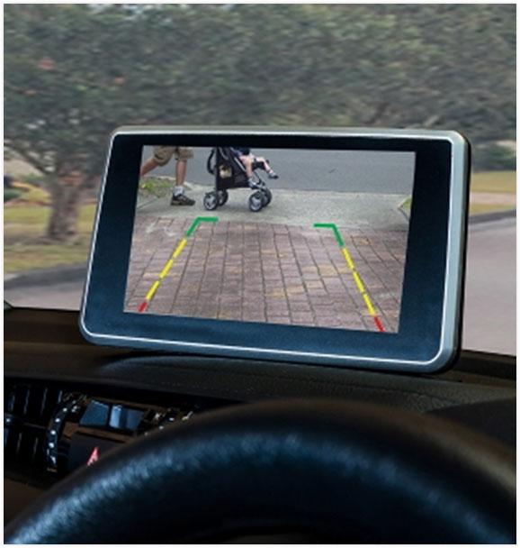 Car Reverse Vision Cameras | Brisbane | Phones 'N' Alarms